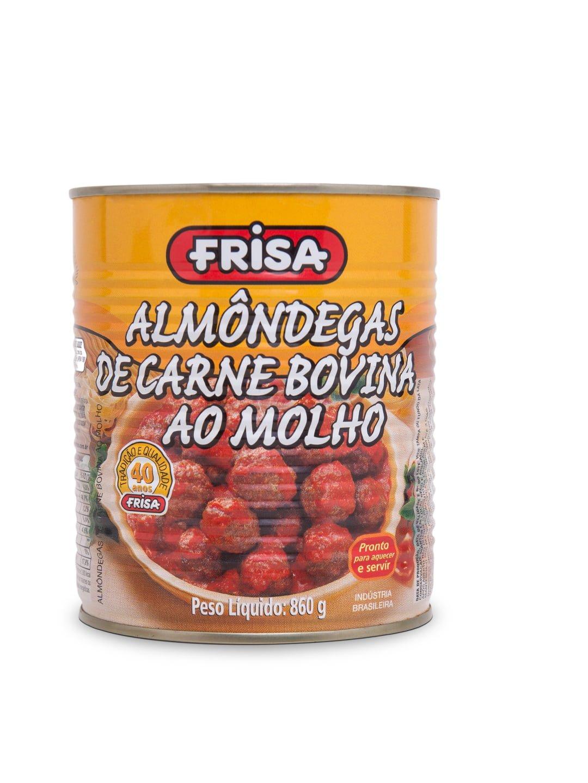 Frisa Almondegas Receita Portuguesa